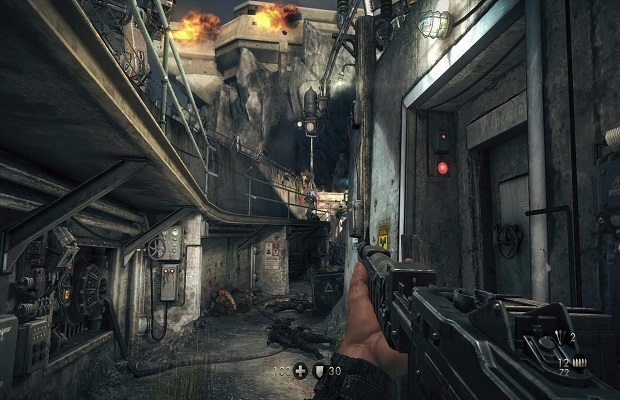 Le Walkthrough de Wolfenstein the New Order C