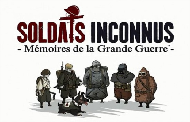 Le walkthrough de Soldats Inconnus 1