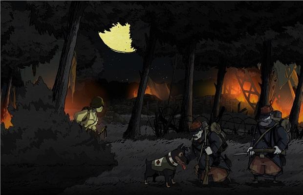 Le walkthrough de Soldats Inconnus C