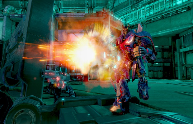 Le walkthrough de Transformers Rise of the Dark Spark B