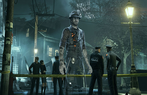 Solution de Murdered Soul Suspect 1