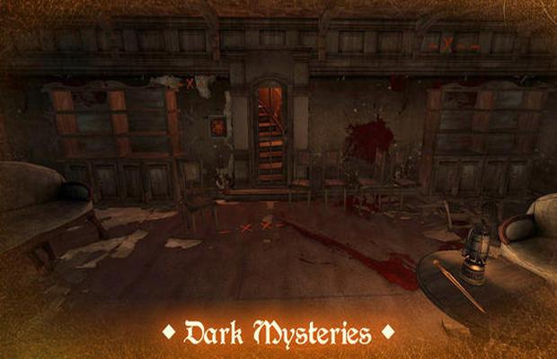 Solution pour Can You Escape Dark Mansion 2 a
