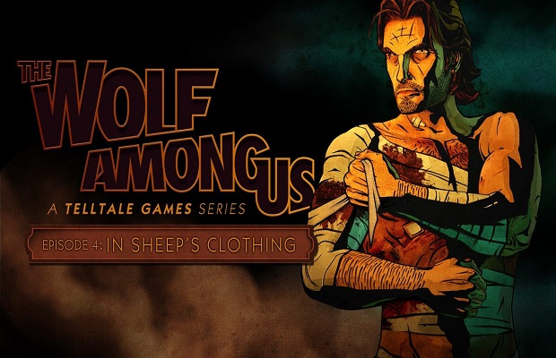 Solution pour The Wolf Among Us Episode 4