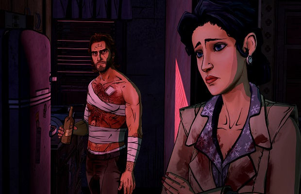 Solution pour The Wolf Among Us Episode 4 B