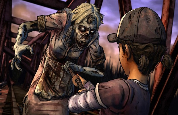 Walkthrough de Walking Dead Saison 2 - 2 B