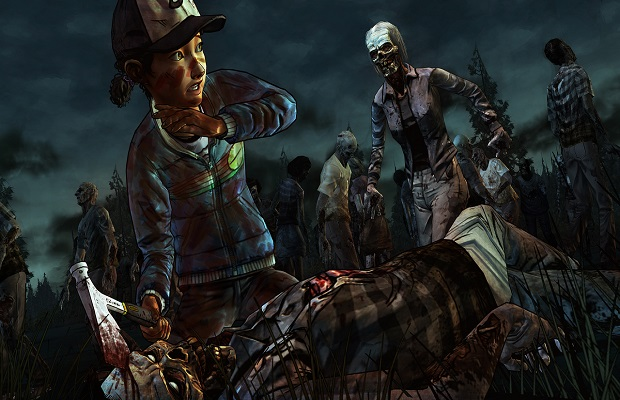 Walkthrough de Walking Dead Saison 2 - 3 B