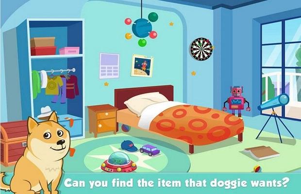 la solution de happy doggie B