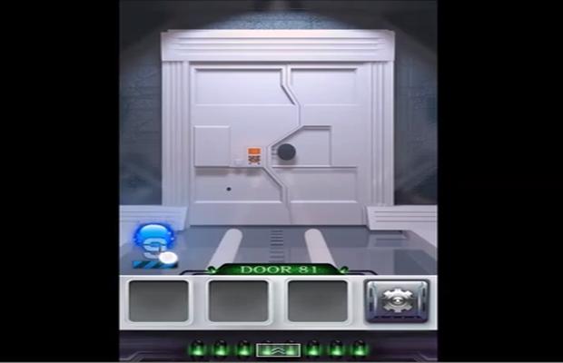 solution de 100 doors 3 niveaux 86 à 100