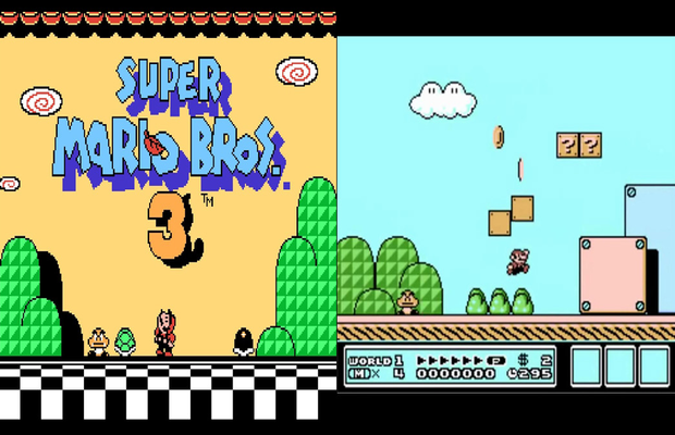 solution de Super Mario Bros 3 a