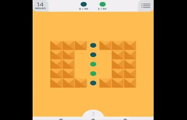 solution de TwoDots Niveaux 86 à 110