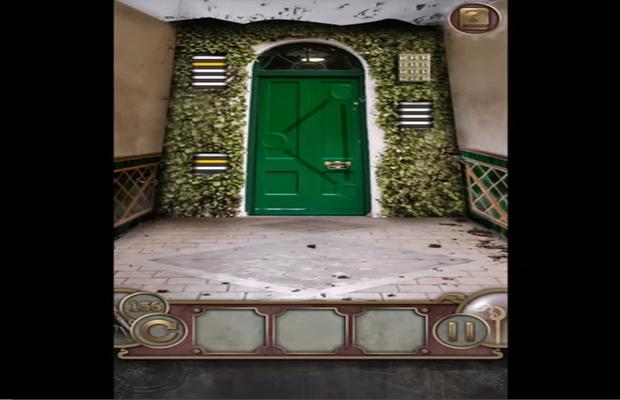 Solution pour Escape The Mansion Niveaux 156-175