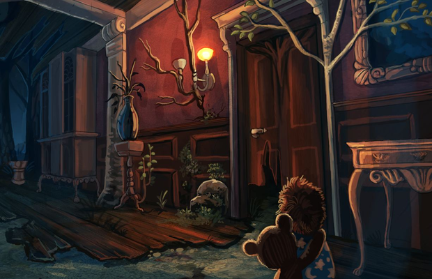Solution vidéo pour Among the Sleep 1
