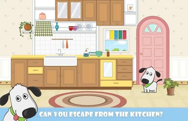 Solutions de Doggie Let me out B