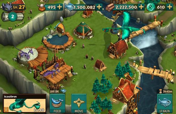 astuces pour Dragons L'envol de Beurk 1