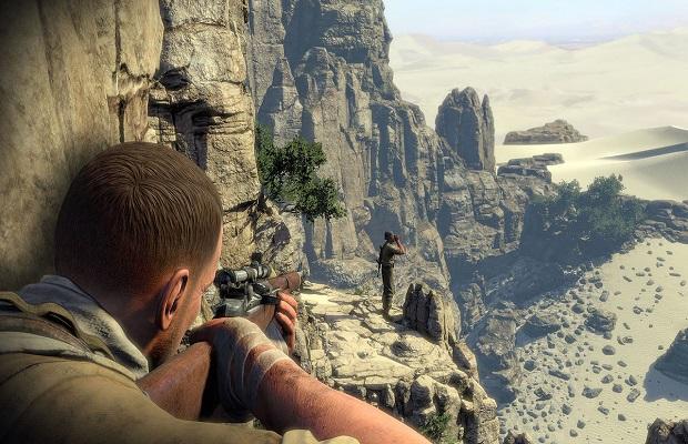 le walkthrough de Sniper Elite 3 1 B