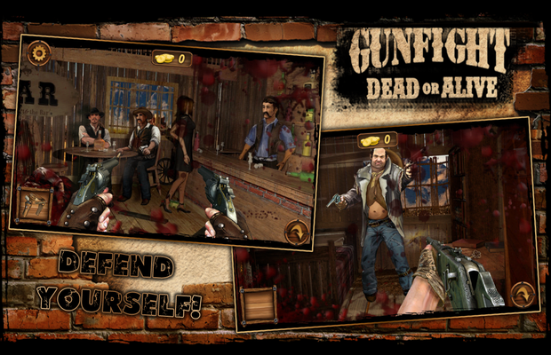 solution pour GunFight Dead or Alive 1