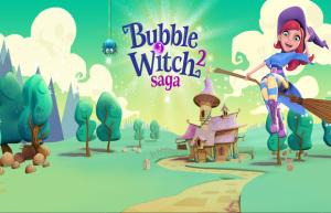 Solution complète de Bubble Witch Saga 2