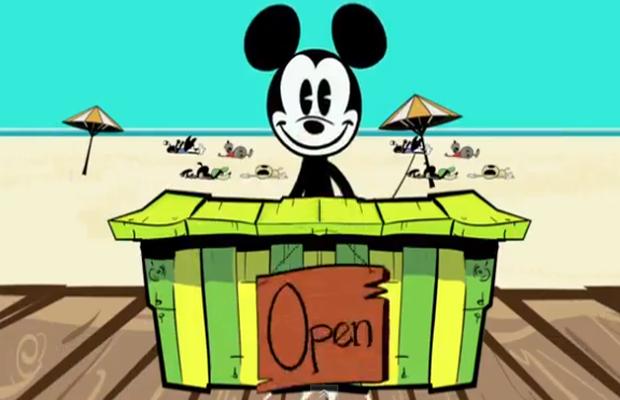 Solution complète de Mais où est Mickey 1