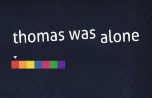 Solution de Thomas Was Alone