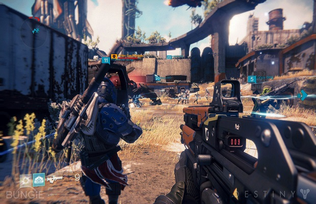 Walkthrough de Destiny Partie 1 B