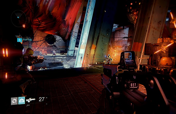 Walkthrough de Destiny Partie 2 B