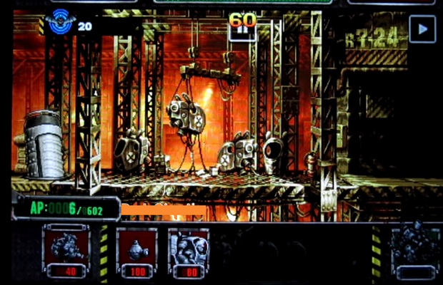 missions de Metal Slug Defense