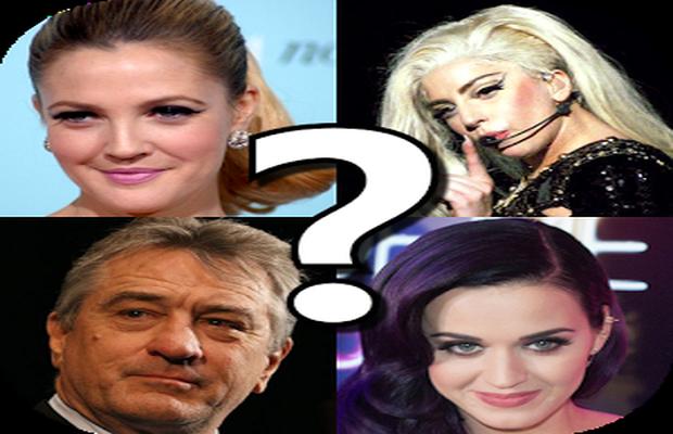 Réponses pour Celebrity Quiz (SGEM)