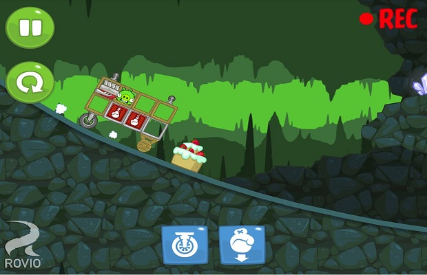 Solution complete de Bad Piggies B