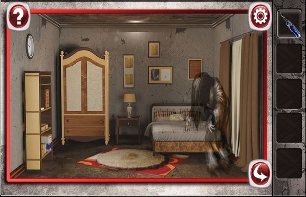 Solution pour Escape The Horrors Floor A