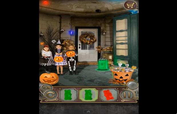 Solution pour Escape The Mansion Halloween