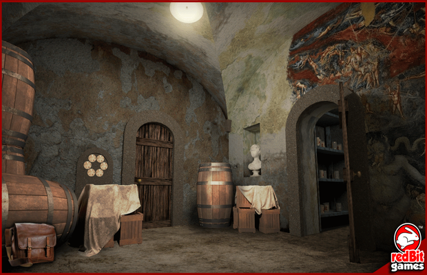 solution pour Haunted Manor 2