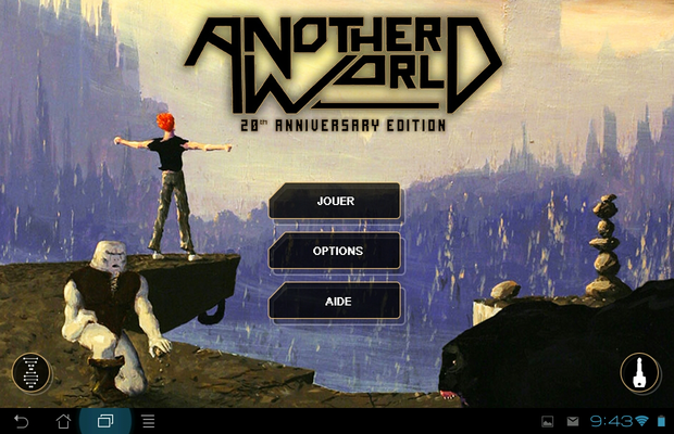 Solution pour Another World