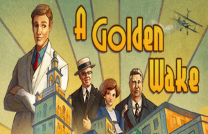Read more about the article Solution pour A Golden Wake