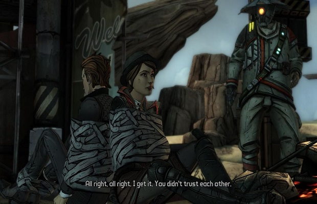Soluce Tales from the Borderlands 1 B