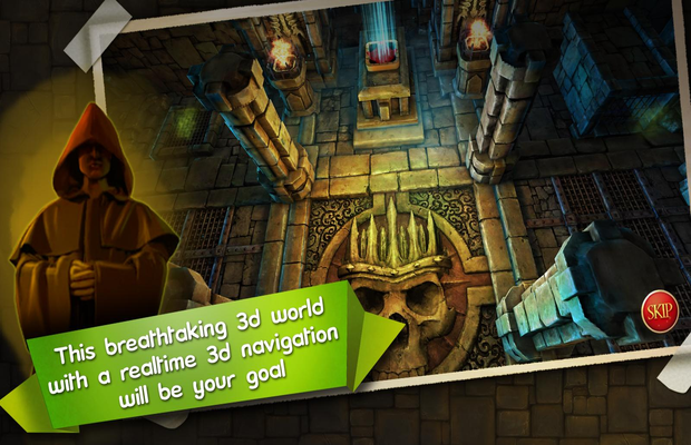 Solution pour Mysterious Castle