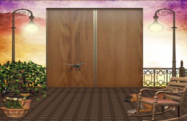 Solution pour the floor escape reloaded for Floor 6 reloaded