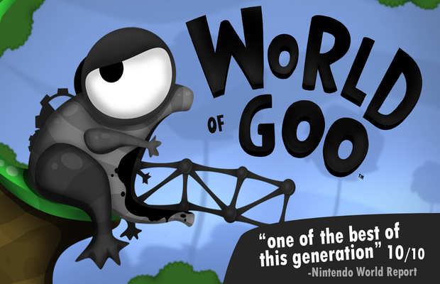 Solution pour World Of Goo
