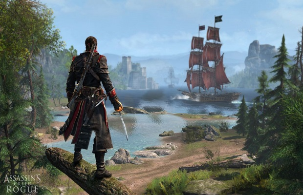 Walkthrough Assassins Creed Rogue B