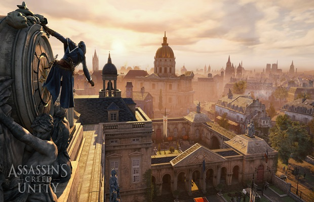 Walkthrough Assassins Creed Unity B