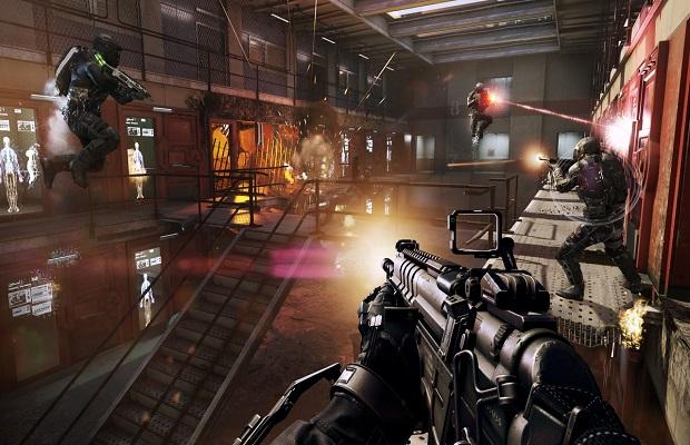 Walkthrough Call of Duty Advanced Warfare B