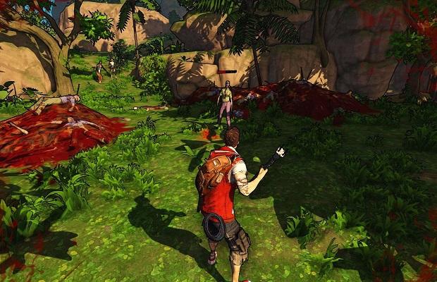 Walkthrough Escape Dead Island B