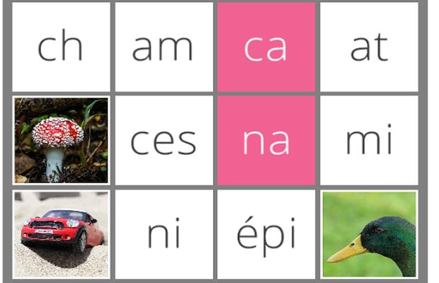 Réponses pour 1 Pic 1 Clue