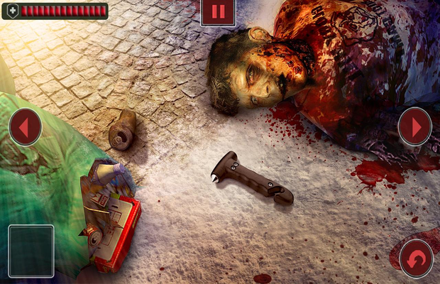 solution de Santa vs Zombies 2
