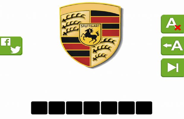 réponses pour Logo Quiz! - Cars