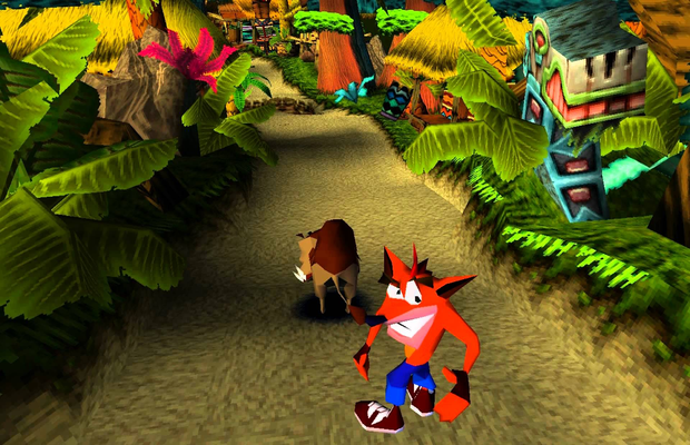 solution de Crash Bandicoot