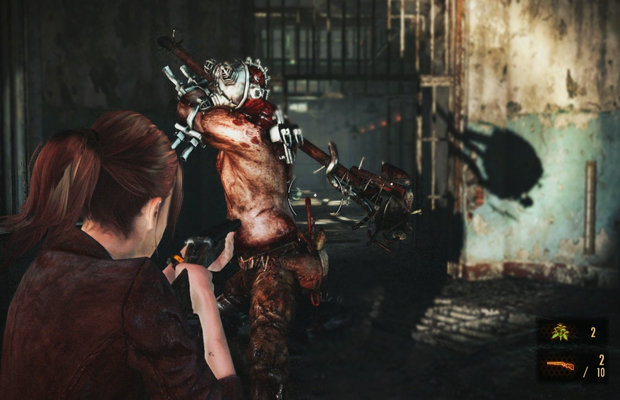 solution pour Resident Evil Revelations 2