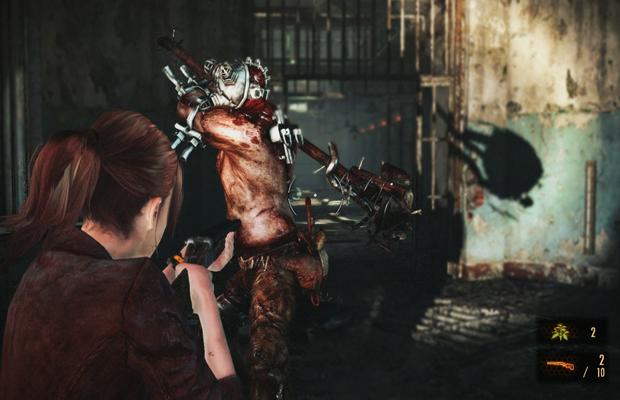 solution pour Resident Evil Revelations 2