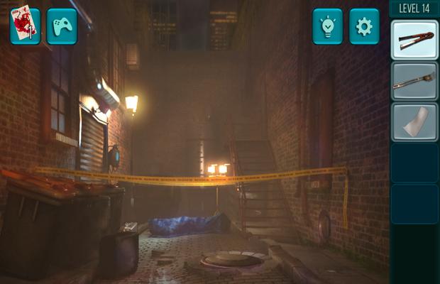 Solution pour Escape City