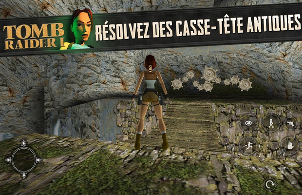 solution de Tomb Raider 1