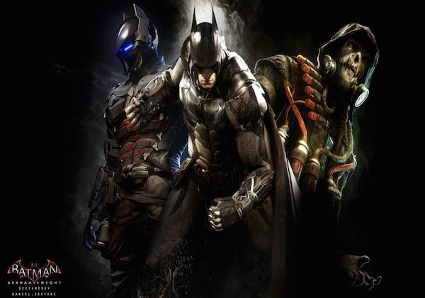 Read more about the article Solutions de Batman Arkham Knight